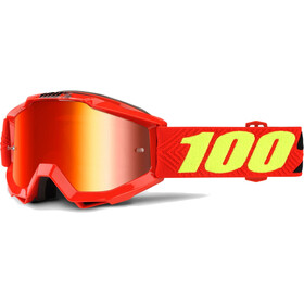 100% Accuri Anti Fog Mirror Goggles Kinder saarinen